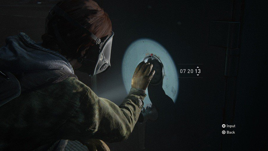 The Last of Us 2 How to Open the Supermarket Safe Patrol Guide