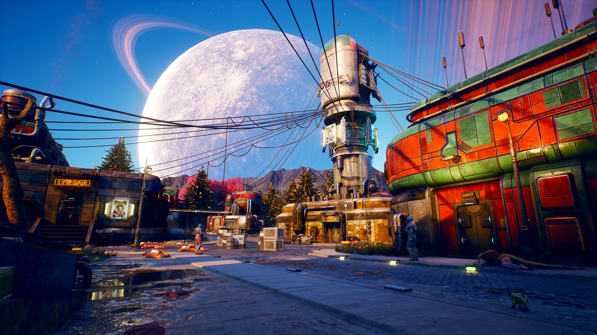 The Outer Worlds Slated To Start On Nintendo Change In 2020