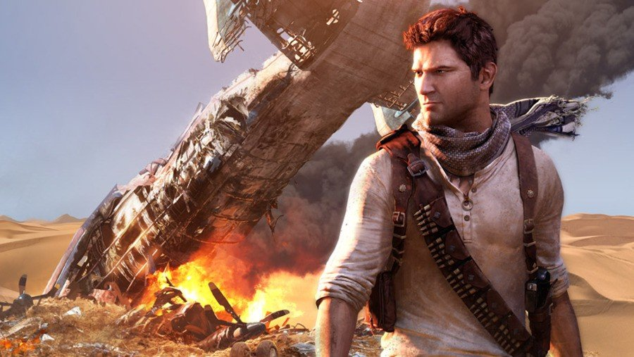 Uncharted PS5 PlayStation 5 1