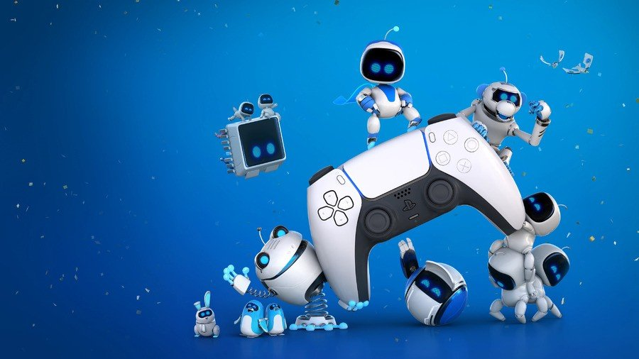 Astro's Playroom PS5 PlayStation 5 Guide