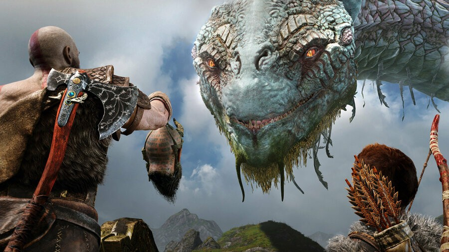 God of War How to Explore All the Lake of Nine Has to Offer PlayStation 4 PS4 1
