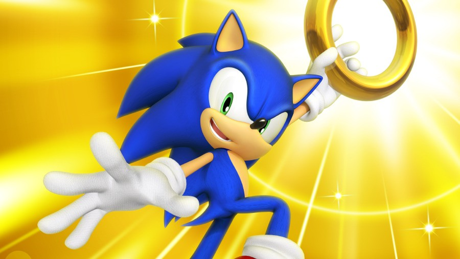 Sonic 2020 PS4 PlayStation 4