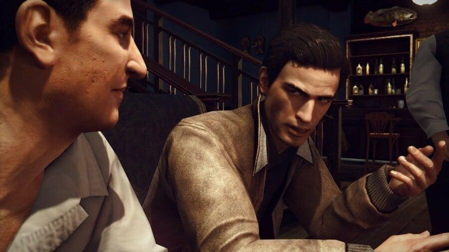 Mafia Ii Definitive Edition Remaster PS4