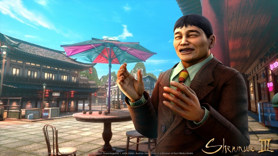 Shenmue III 3 Story Quest DLC PS4 PlayStation 4 1