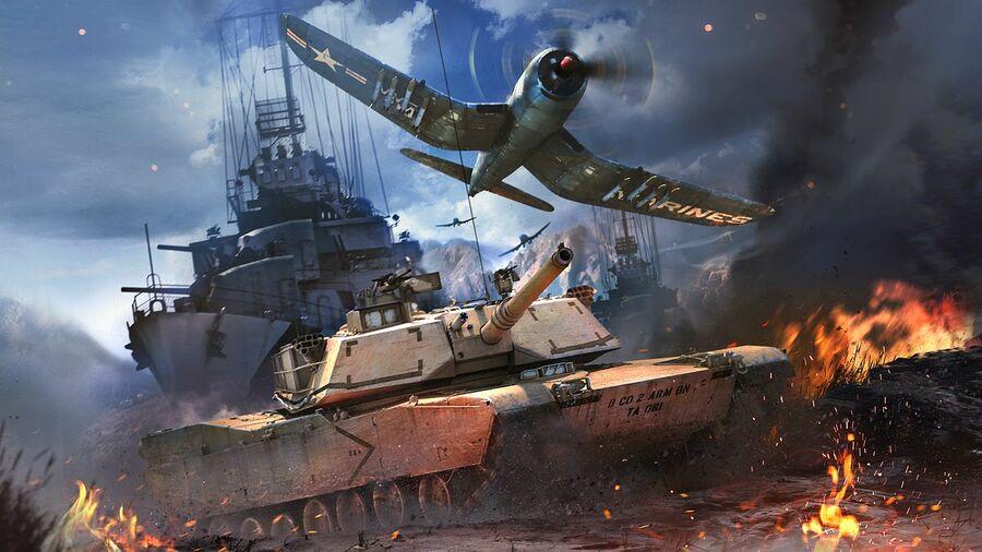 War Thunder PS4 PlayStation 4 1
