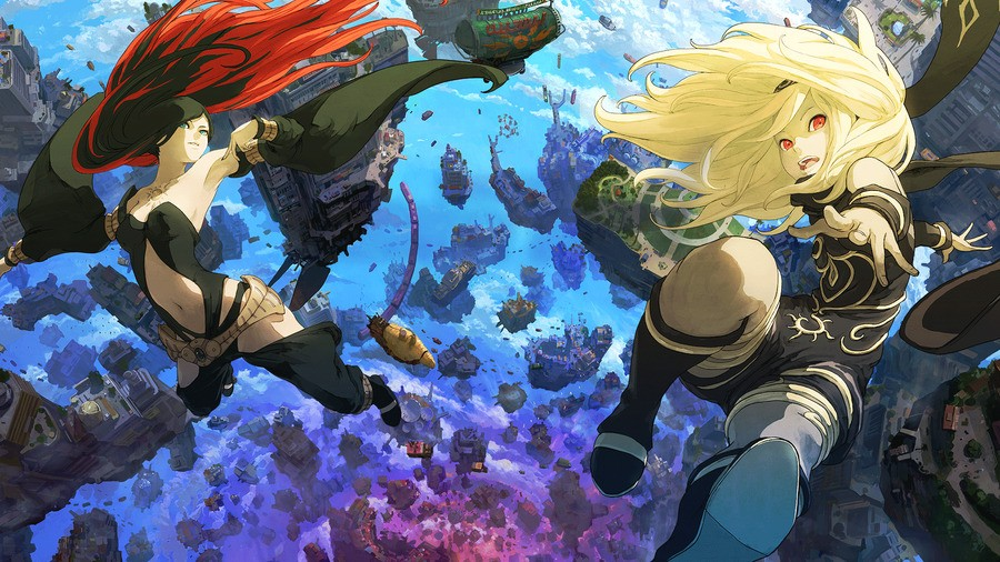 Gravity Rush 2 PS4 PlayStation 4