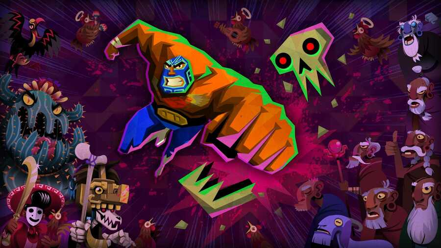 Guacamelee 2 PS4 PlayStation 4 Totally Digital Sale US PS Store
