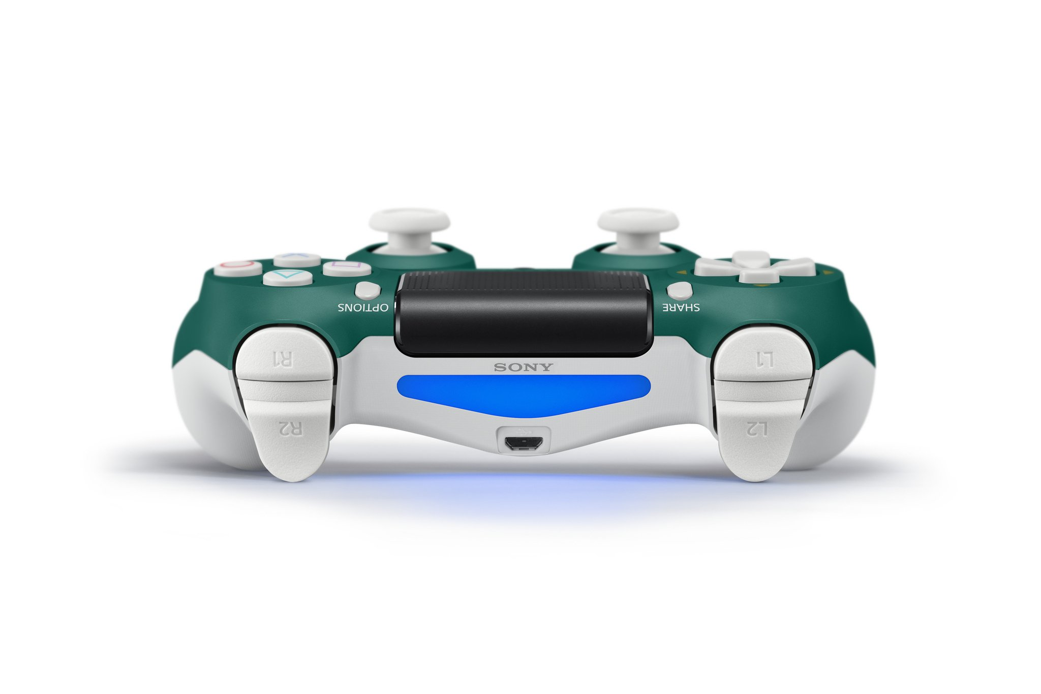 The New Alpine Green DualShock 4 PS4 Controller Is Available Now