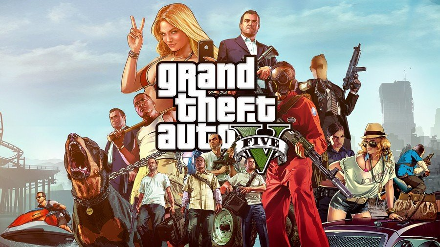 Grand Theft Auto V PS4 Trophy Guide