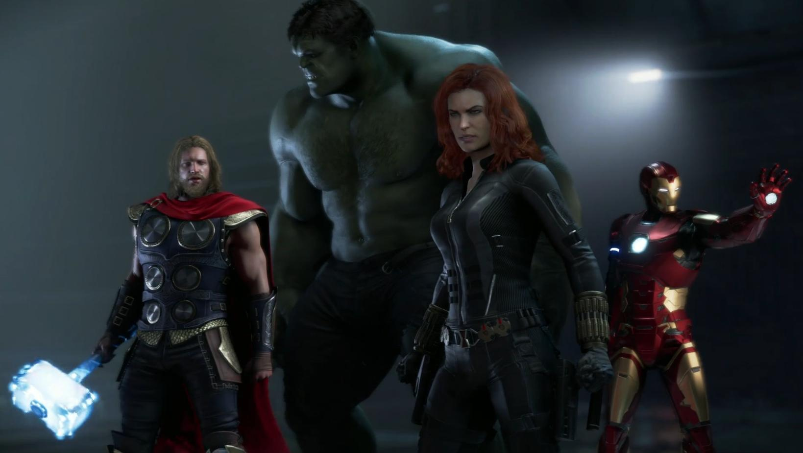 E3 2019: Marvel's Avengers Will Be Supported Post-Launch