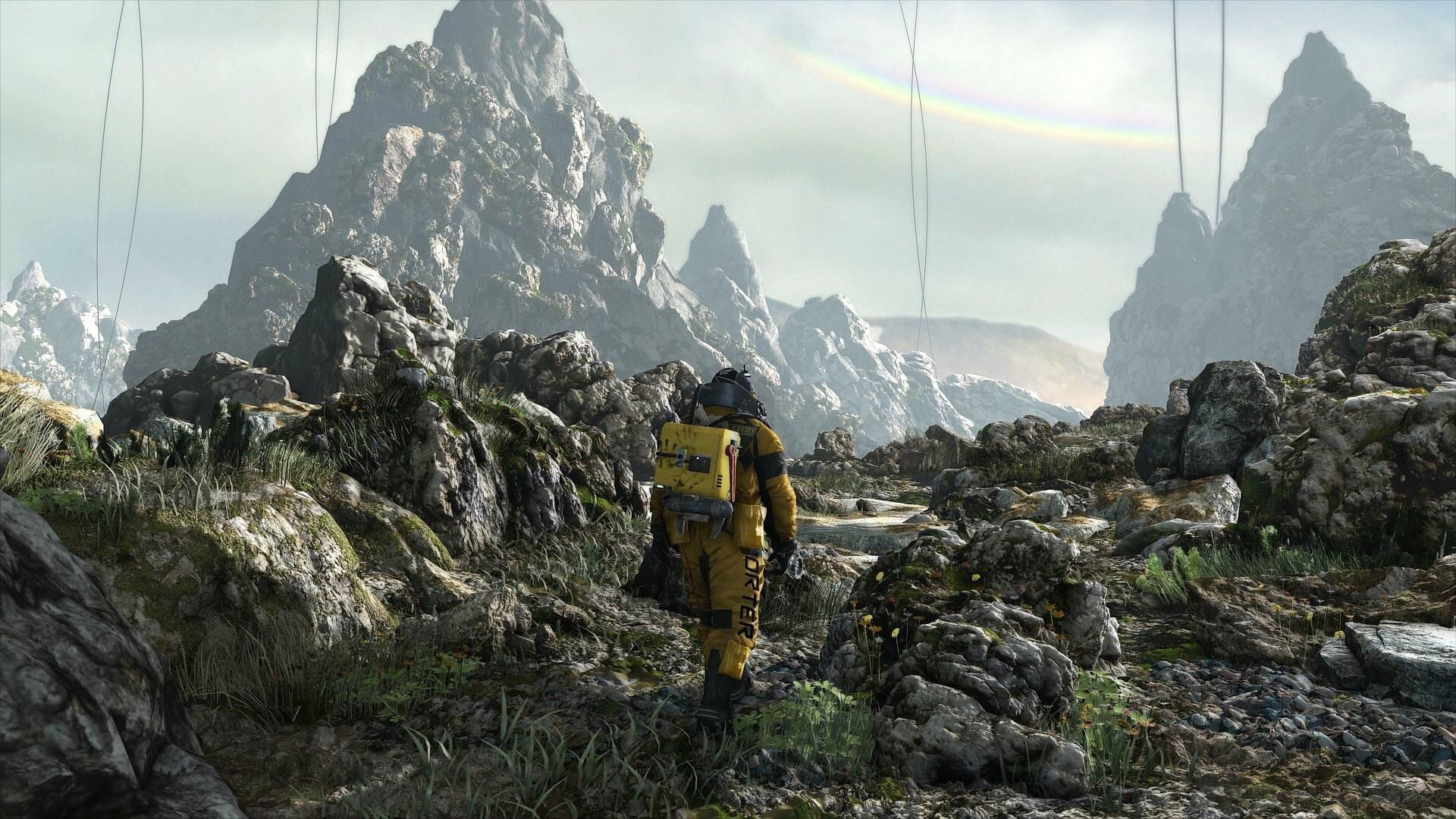 Kojima Promises An 'Exclusive' Death Stranding Trailer That 'Explains' Gameplay