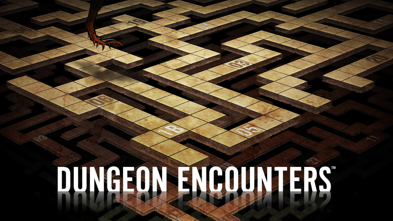 Grid-Based RPG Dungeon Encounters Out Now on PS4