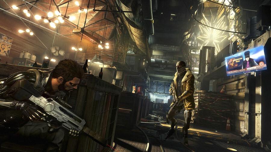 Deus Ex: Mankind Divided PS4 PlayStation 4