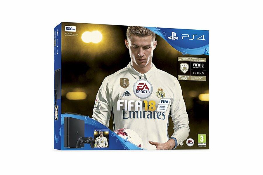 FIFA 18 PS4 Hardware Bundle 1