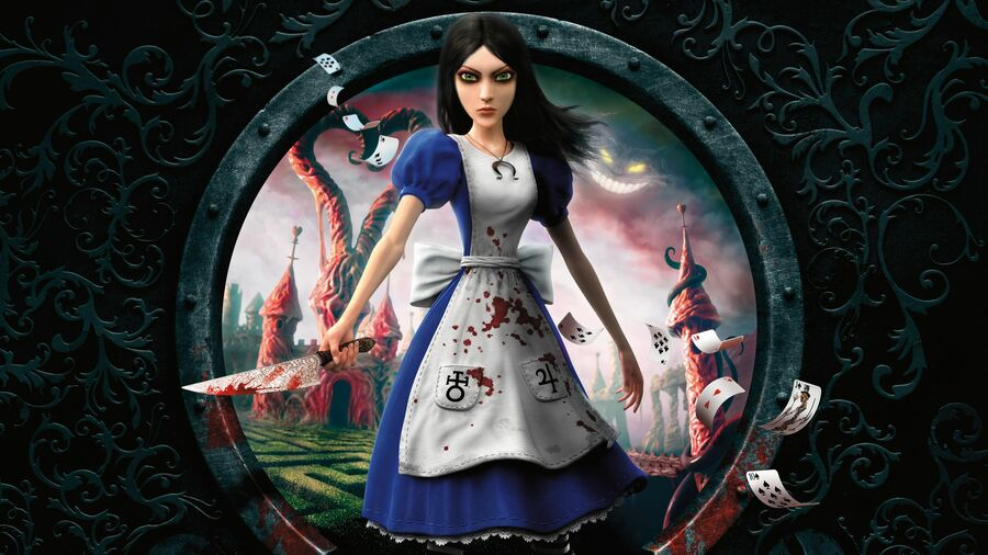 Alice: Madness Returns PS3 PlayStation 3