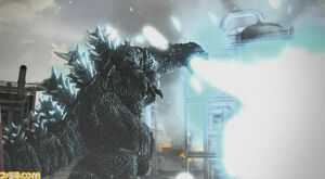 """Kaiju repeat that please"""