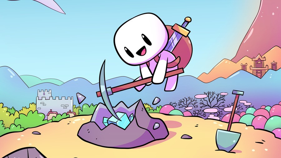 Forager PS4 PlayStation 4
