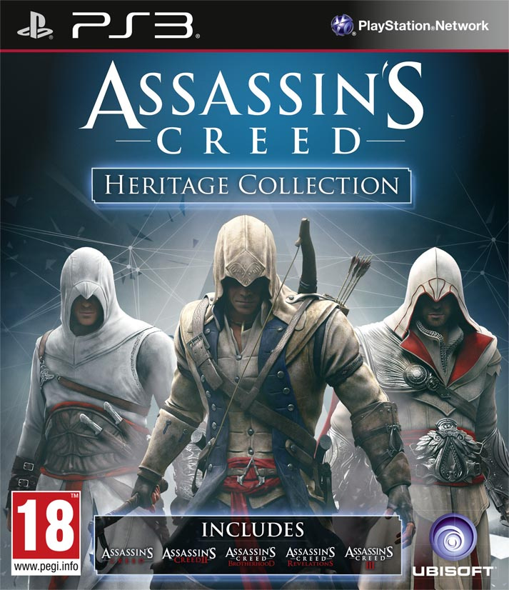 Wow The Assassin S Creed Heritage Collection Is The Only Game You