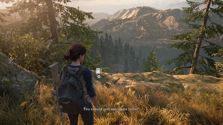 The Last of Us 2 Finding Strings Collectibles Guide Journal Entry 1