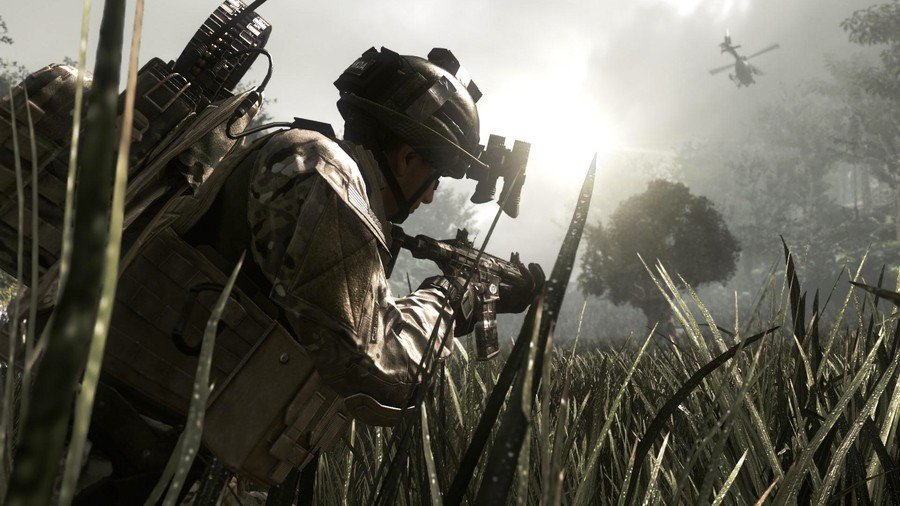 Call of Duty: Ghosts 1