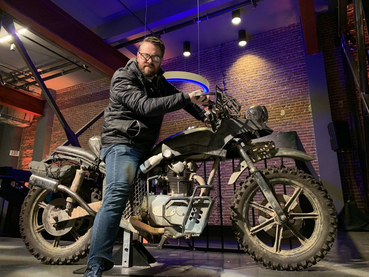 Days Gone PS4 Press Tour Goes on the Road