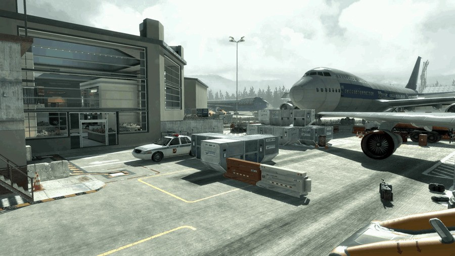 Terminal Loading Screen MW3