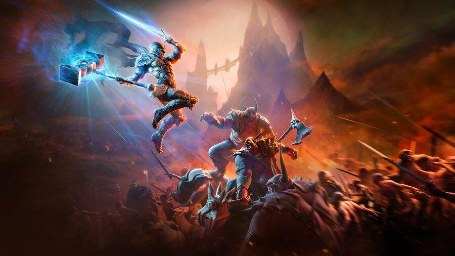 Kingdoms of Amalur: Re-Reckoning PS4