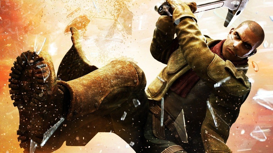 Red Faction: Guerrilla Re-Mars-tered PS4 PlayStation 4