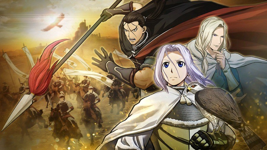 Arslan: The Warriors of Legend PS4 PlayStation 4 1