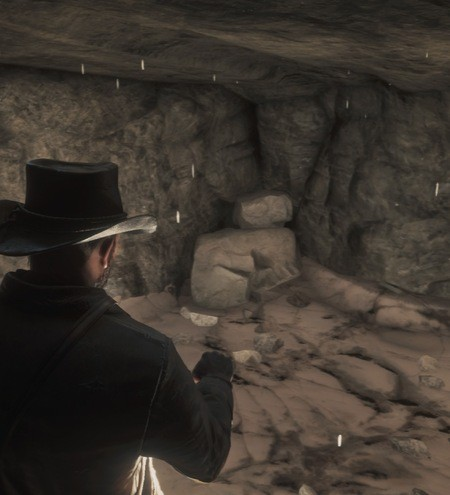 Red Dead Redemption 2 High Stakes Treasure Map Locations 6