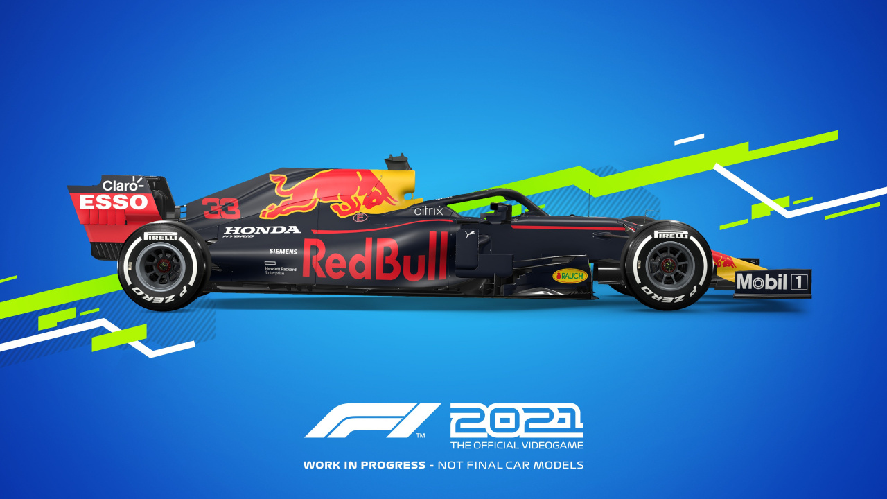 F1 2021 Races Onto PS5, PS4 This Summer, Free Upgrade Path Confirmed