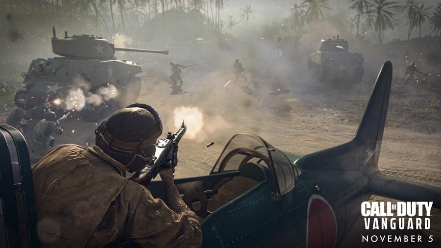 Call of Duty: Vanguard PS5 PS4