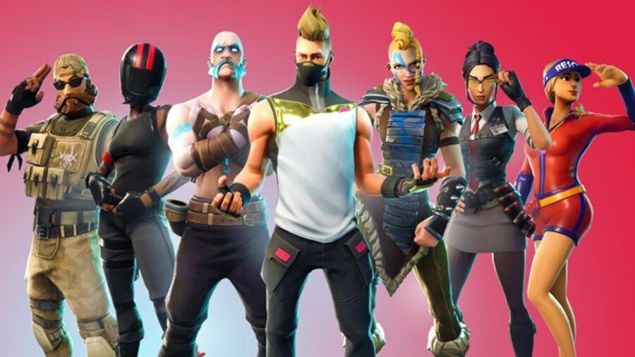 Fortnite PS4 PS Plus PlayStation 4 1