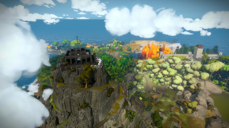 How to Solve the Puzzles in The Witness PS4 PlayStation 4 1