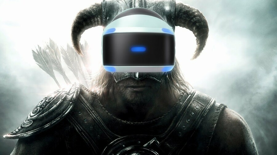The Elder Scrolls V Skyrim VR PS4 PlayStation 4 1