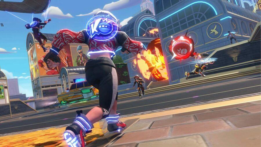 Knockout City PS4 PlayStation 4 1