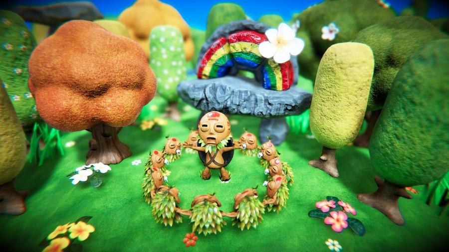 PixelJunk Monsters 2 Update PS4 PlayStation 4