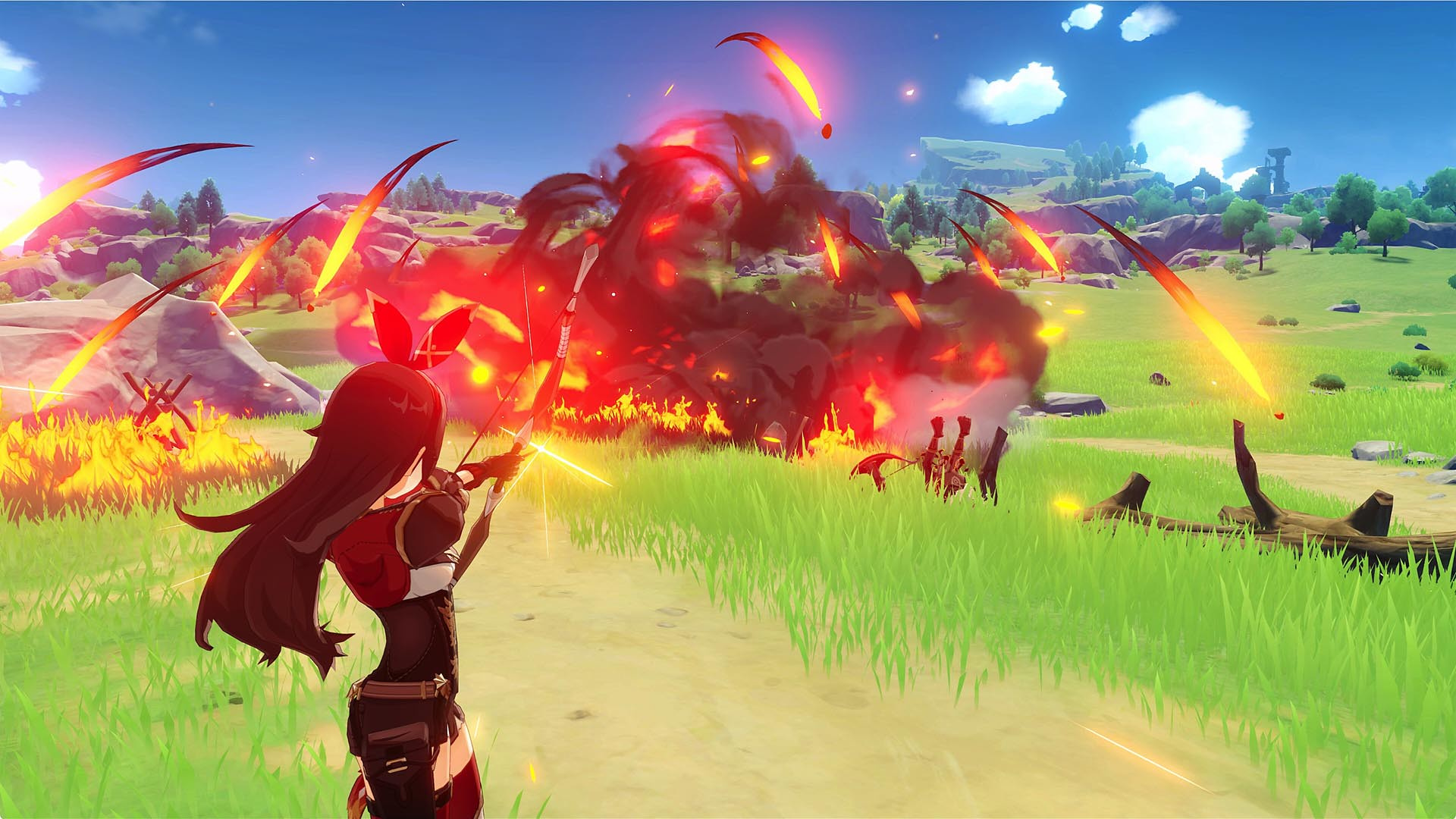Open World Action Rpg Genshin Impact Gets Closed Beta Test On Ps4 Next Month Push Square