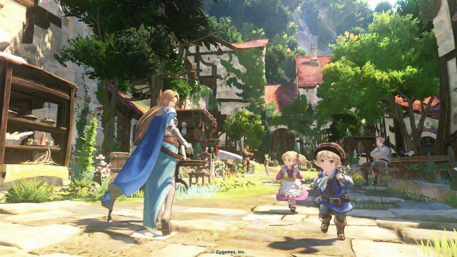 Granblue Fantasy Relink Platinum Games