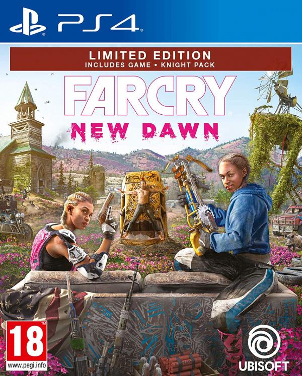 Far Cry New Dawn Ps4 Playstation 4 Screenshots