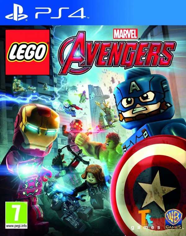 LEGO Marvel's Avengers Review (PS4) | Push Square