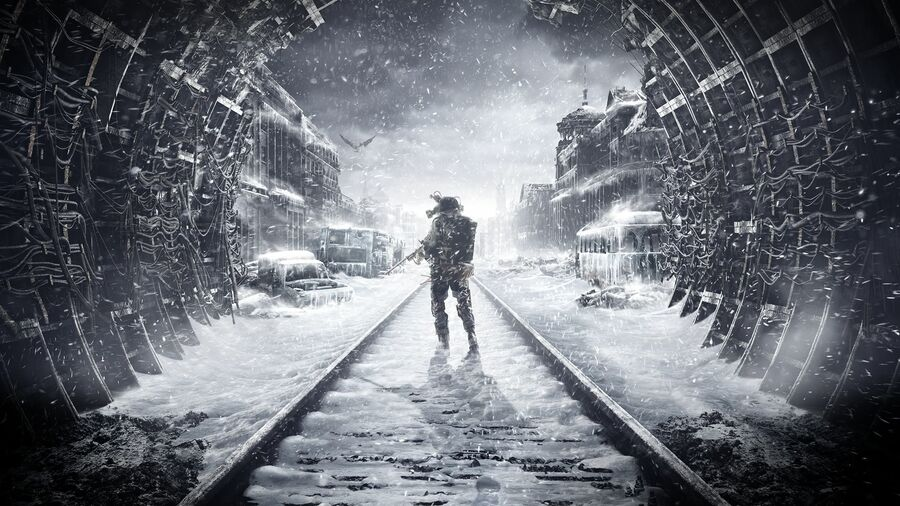 Metro: Exodus PS4 PlayStation 4