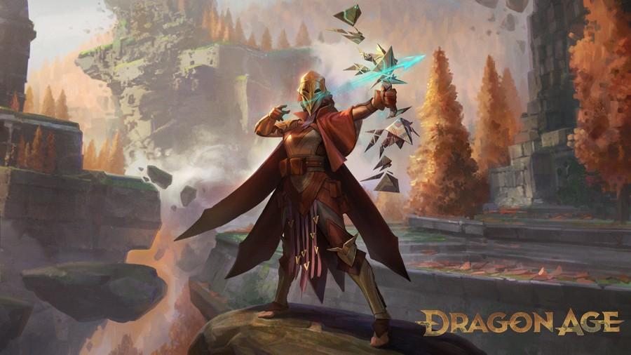 Dragon Age 4 Magic Archer Art