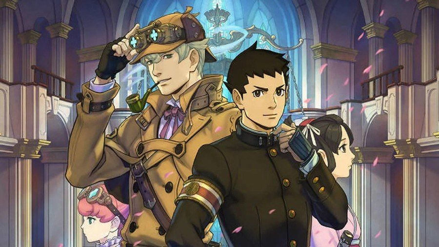 The Great Ace Attorney Chronicles PS4 PlayStation 4