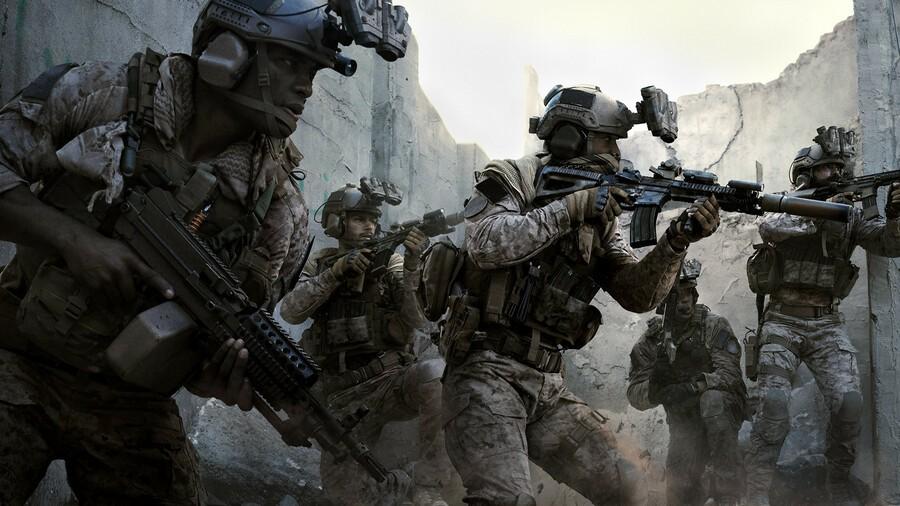 Call of Duty: Modern Warfare Patch 1.09 PS4