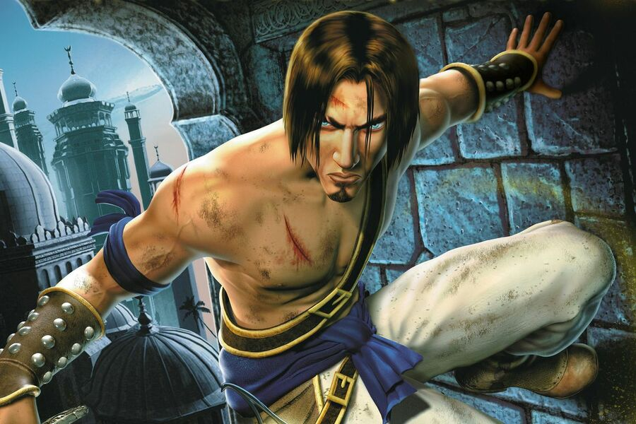 Prince of Persia Sands of Time 1