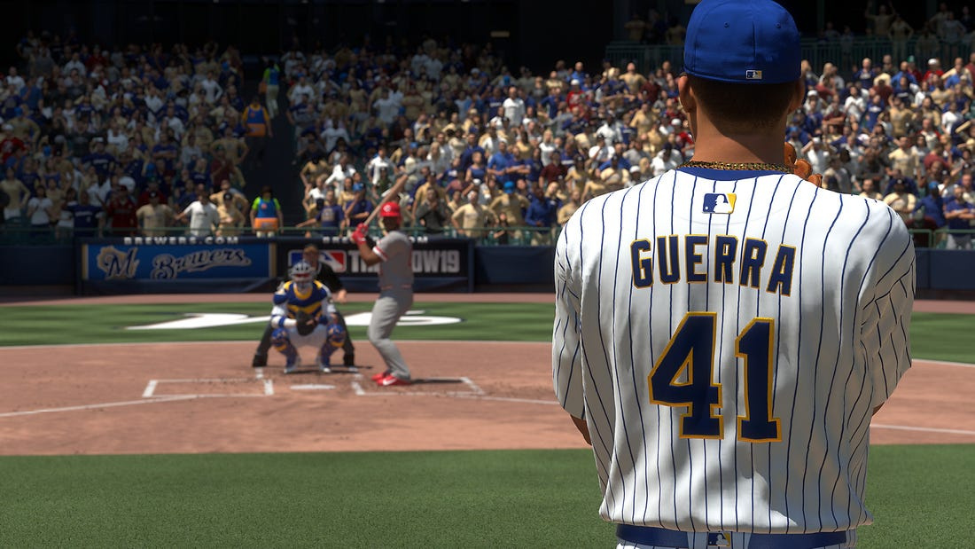 MLB The Show 19 Is the Best-Selling Baseball Game of All Time