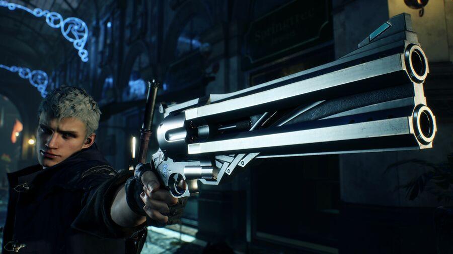 Devil May Cry 5 PS4 PlayStation 4 1