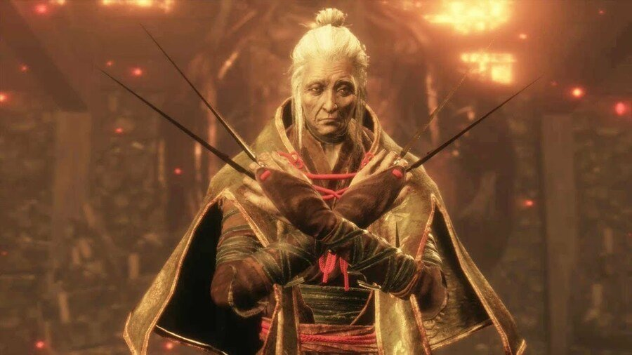 Sekiro: Shadows Die Twice How to Kill Lady Butterfly Guide PS4 PlayStation 4