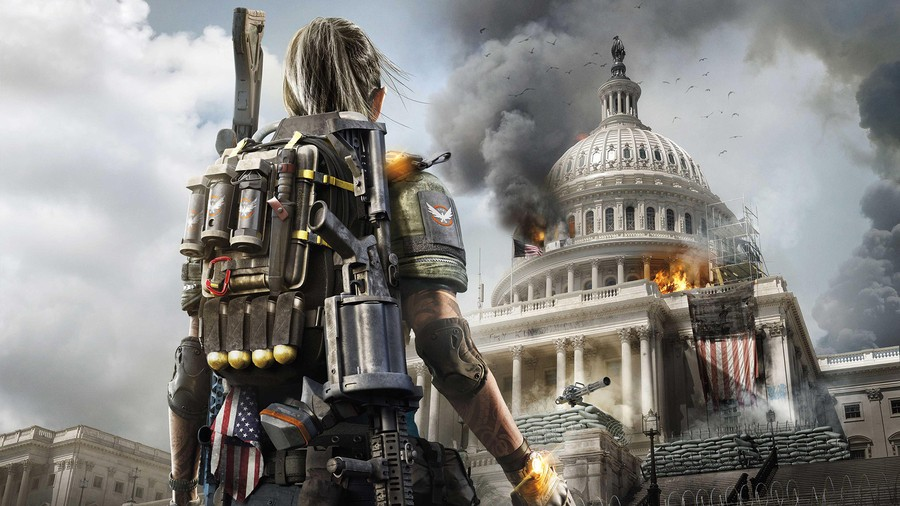 The Division 2 DLC